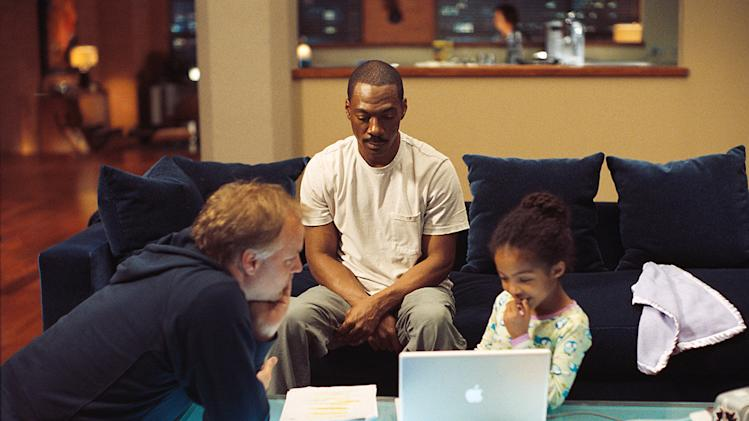 Imagine That 2009 Production Stills Paramount Pictures Eddie Murphy Karey Kirkpatrick Yara Shahidi