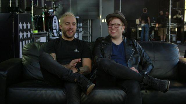 Fall Out Boy: 'Rock 'n' Roll Needs to Be Saved From the Old Folks' Home'