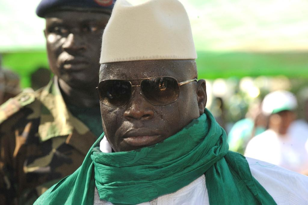 Fears in Gambia over detained family of alleged coup plotters