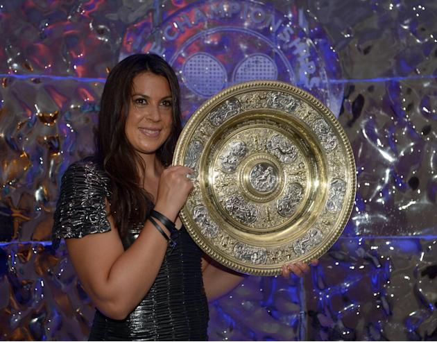 Tennis - 2012 Wimbledon Championships - Day Thirteen - Champions Ball - Intercontinental Hotel