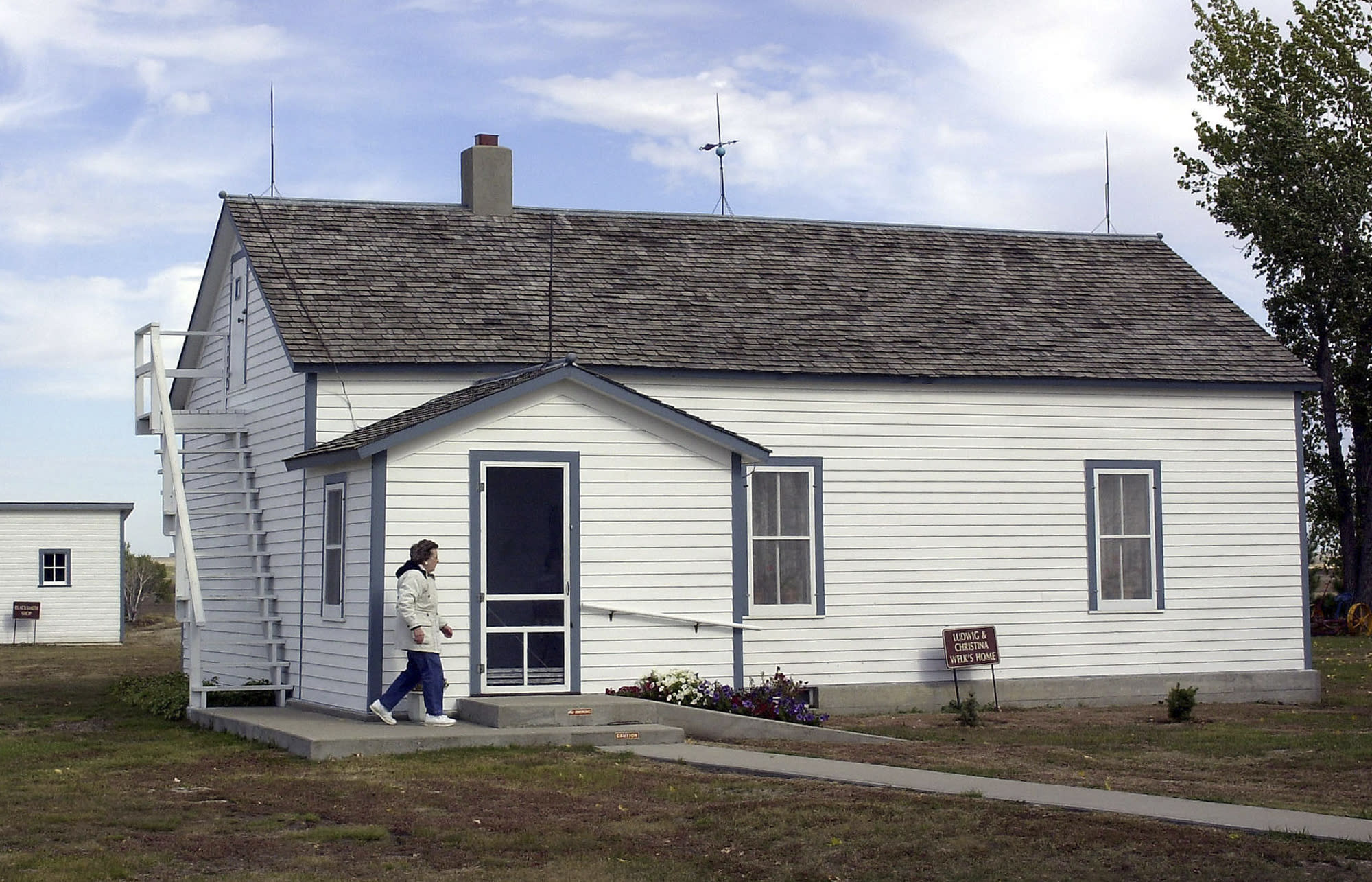 North Dakota lawmakers split on costs for Lawrence Welk home