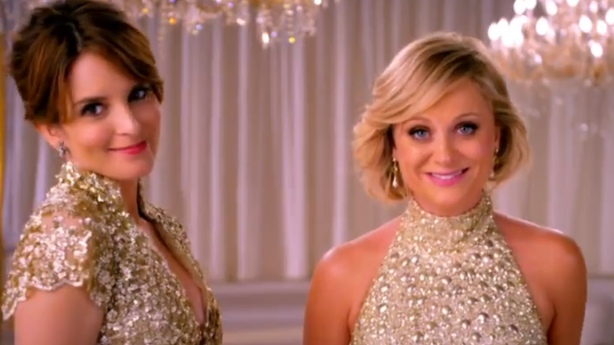 This Tina Fey-Amy Poehler Video Will Forgive All the Golden Globes Snubs