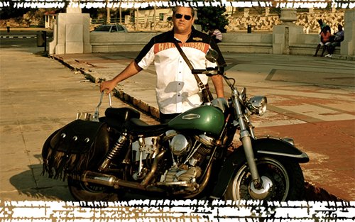 Take a Motorcycle Tour in Cuba with a Revolutionary Leader's Son