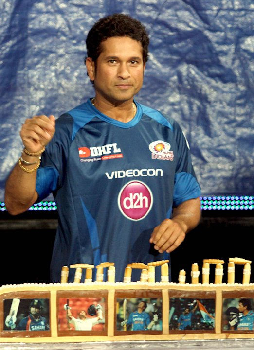 Eden Gardens | Happy Birthday Sachin Tendulkar! - Yahoo Cricket India