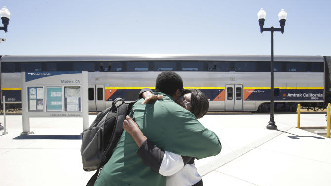 Facts about California's high-speed rail plan