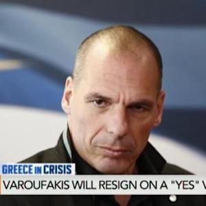 Varoufakis Is Not Playing Games: Papastergiadis