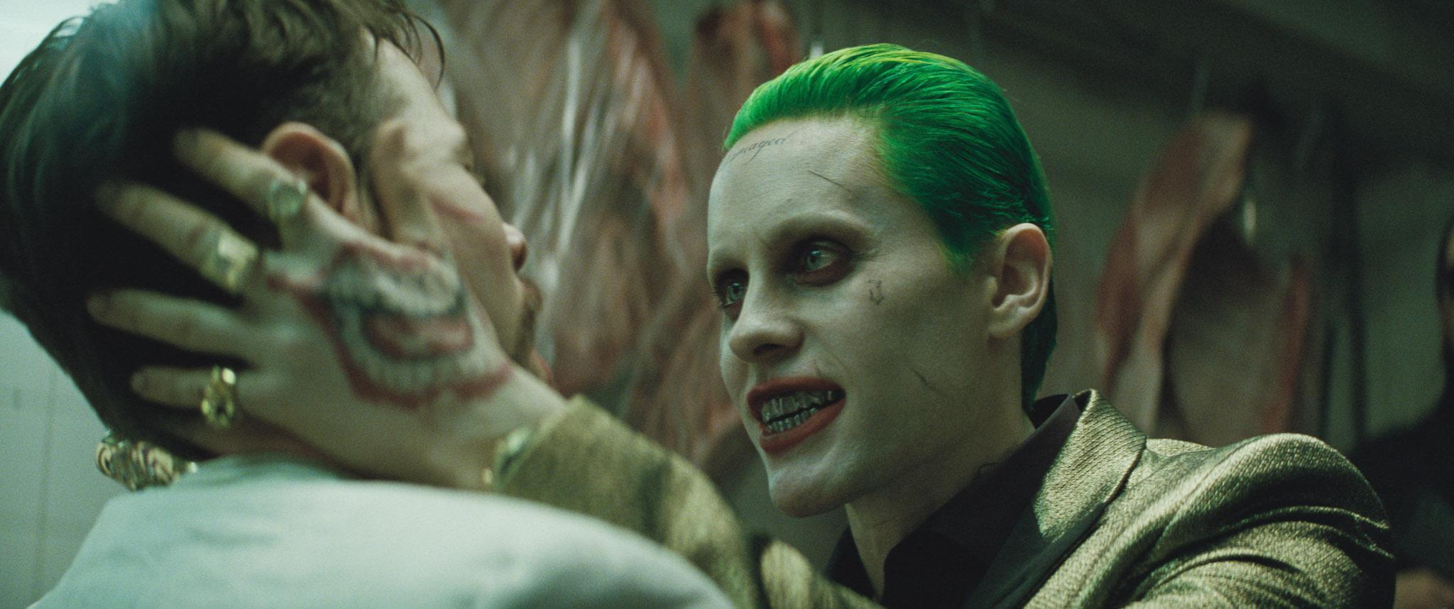 Will Smith Tells Disturbing Story About Jared Leto from Suicide Squad Set