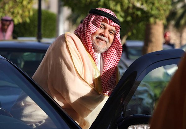 Saudi spy chief ousted under US pressure: experts