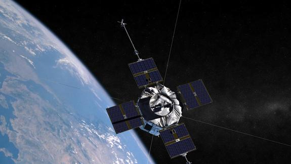 NASA Launching Twin Space Probes Into Earth's Radiation Belts Friday