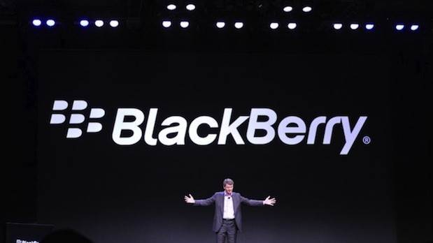 BlackBerry abandons $4.7 billion rescue deal and replaces CEO Thorsten Heins