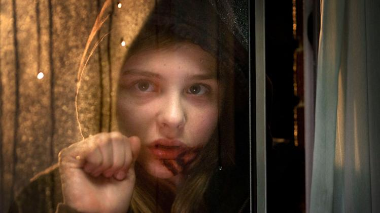 Let Me In Overture Films 2010 Chloe Grace Moretz