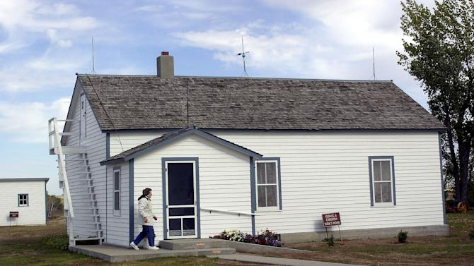 ND considers buying Lawrence Welk's childhood home