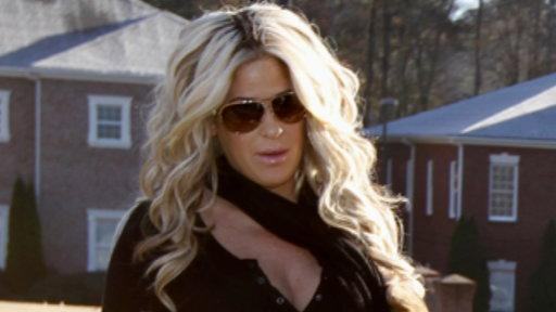 Kim Zolciak Steps Out Post-Baby