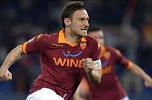 Totti plays down MLS links