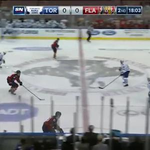 Toronto Maple Leafs at Florida Panthers - 12/28/2014