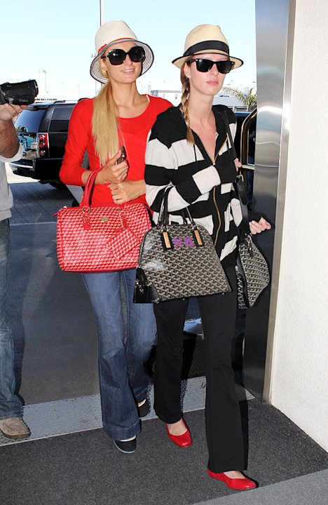 Paris Hilton, Nicky Hilton