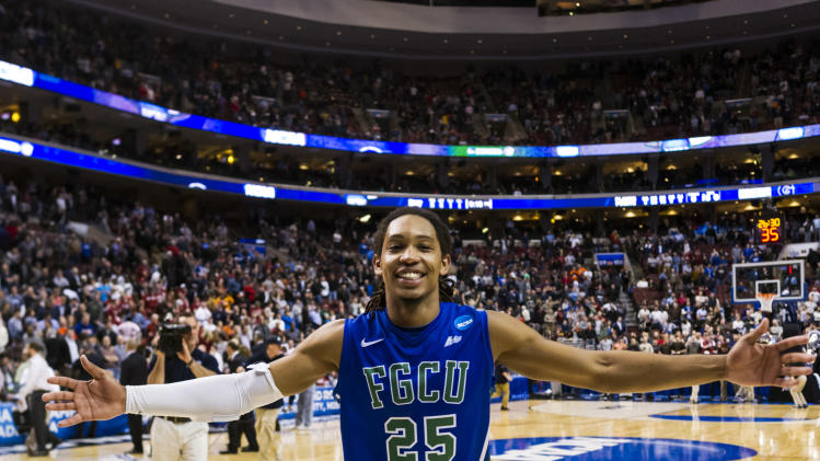 NCAA Basketball: NCAA Tournament-Florida Gulf Coast vs Georgetown