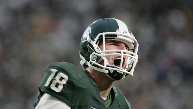 Michigan St girding for Ohio St in Big Ten East