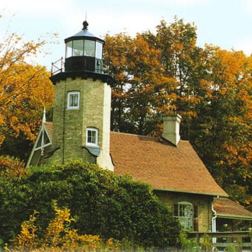 White River Light Station: Whitehall, Michigan