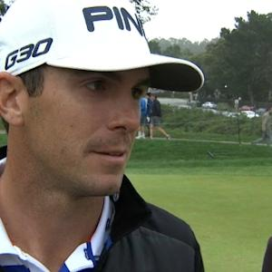 Billy Horschel interview after Round 3 of Cadillac Match Play