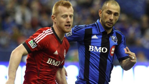 While his days at Toronto FC are numbered, Richard Eckersley says he'd like to stay in MLS