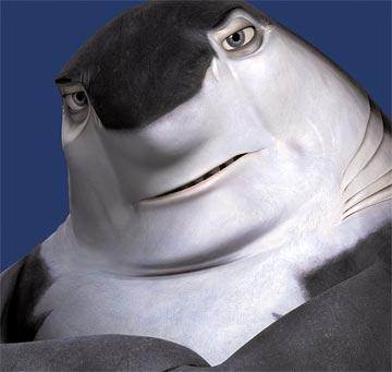Robert De Niro is the voice of Don Lino in Dreamworks' Shark Tale