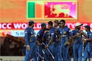 Sri Lanka down Pakistan to reach final