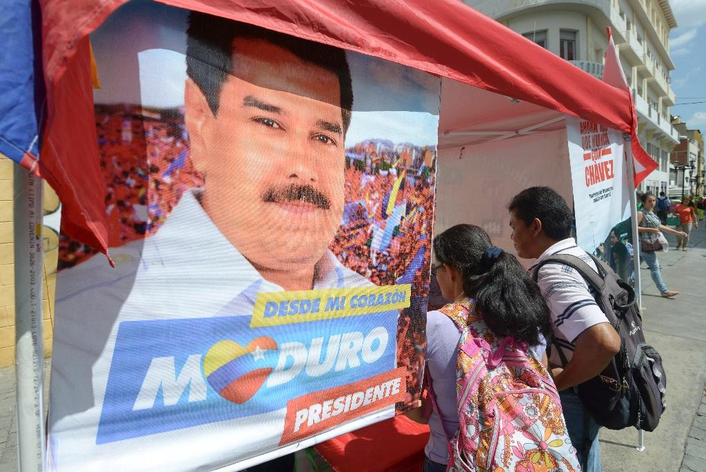 Venezuelan opposition candidate shot dead at campaign event