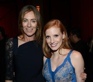 Kathryn Bigelow Snub Makes Oscar Nomination Bittersweet for Jessica Chastain