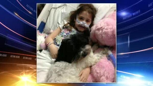 Delco girl still awaiting lung transplant 18-months later