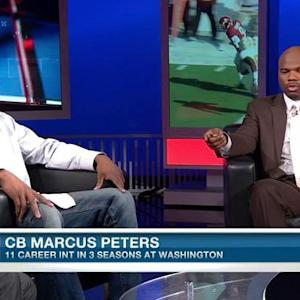 Cornerback Marcus Peters: 'I know I'm the best guy in the draft'