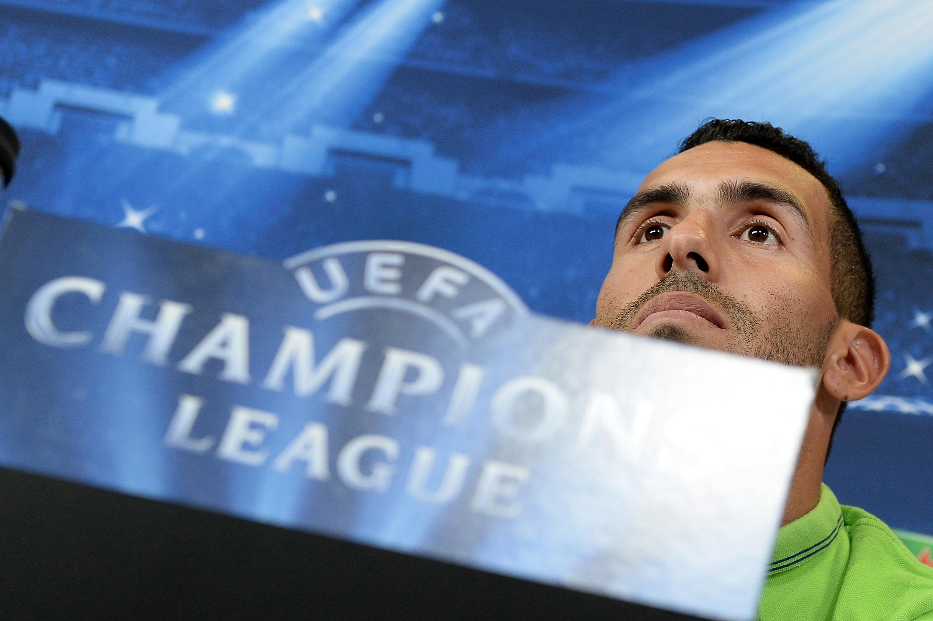 Juventus faces Real test in Champions League semifinals
