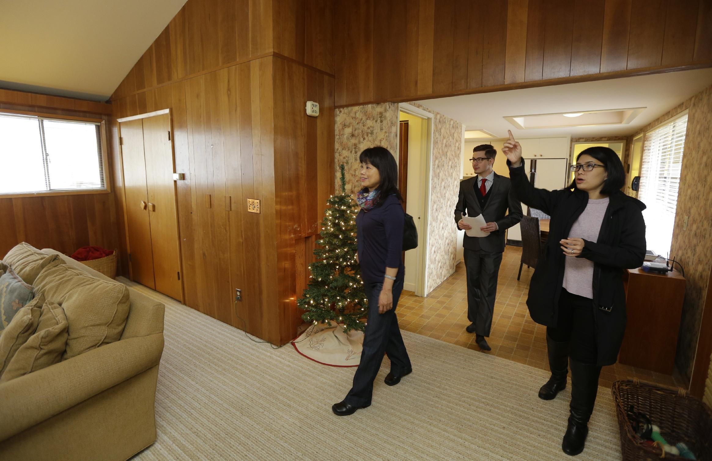 China's wealth finds home in Washington state