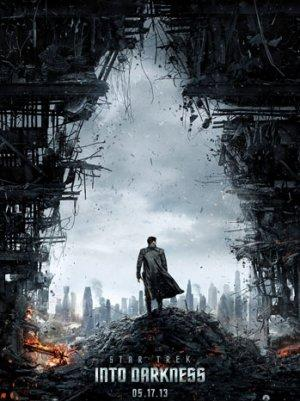 Benedict Cumberbatch Looms Over the 'Star Trek Into Darkness' Teaser Trailer (Video)