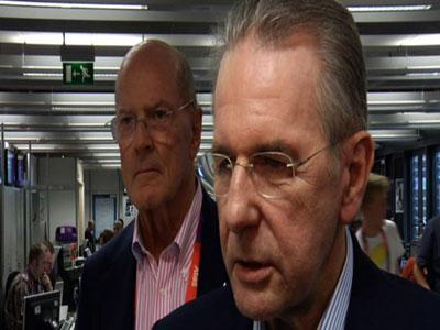 Rogge: IOC could take action in badminton case