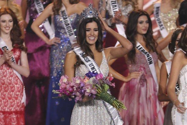 Miss Colombia Takes Miss Universe Crown, Miss USA First-Runner Up