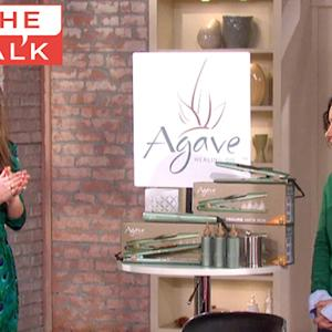 The Talk - Beauty Products with Jamie Krell!