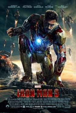 Marvel to Release Different Version of 'Iron Man 3' in China
