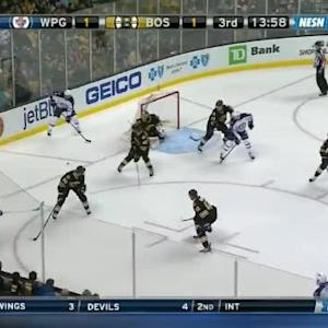 Jets at Bruins / Game Highlights