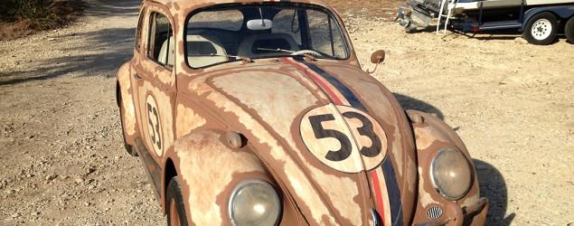 Surprising price for original 'Herbie' Beetle