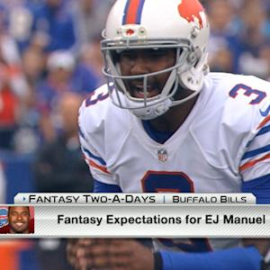 Buffalo Bills fantasy preview