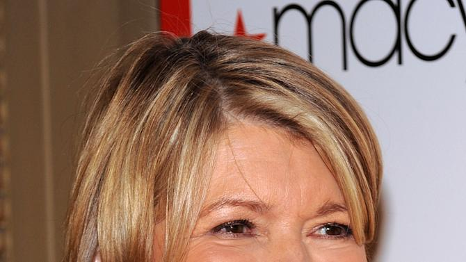 Martha Stewart testifies in trial over her brand