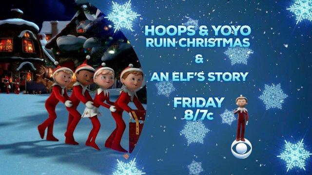 Holiday Special - Hoops & Yoyo Ruin Christmas/The Elf on the Shelf