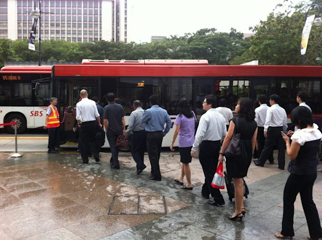 Full train service on NEL resumes: SBS Transit - Yahoo! News Malaysia