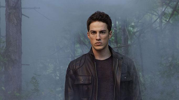 "Michael Trevino stars as Tyler in ""The Vampire Diaries."""