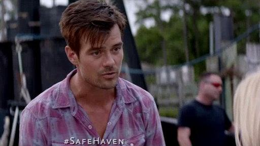 Safe Haven - Exclusive TV Spot