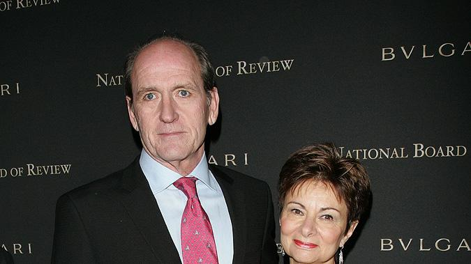 National Board of Review of Motion Pictures Awards Gala New York 2009 Richard Jenkins