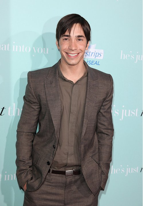 He's Just Not That Into You LA premiere 2009 Justin Long