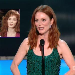 Julianne Moore Bored Acting Opposite Herself On Soap