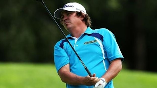 Jason Dufner en route to the US PGA Championship